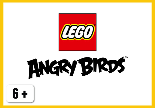 LEGO® Angry Birds™