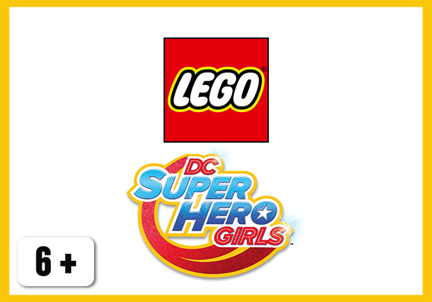 LEGO® DC Super Hero Girls™