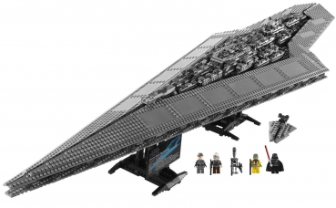10221 LEGO® Star Wars™ - Star Destroyer, Super-Sternenzerstörer