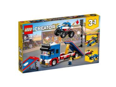 31085 LEGO® Creator 3in1-Sets - Stunt-Truck-Transporter