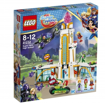 41232 Lego® DC Super Hero Girls™  - Highschool der Super Heros