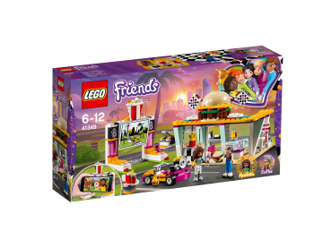 41349 LEGO® Friends - Burgerladen