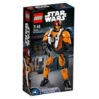 75115 LEGO® Star Wars™ - Poe Dameron Actionfigur