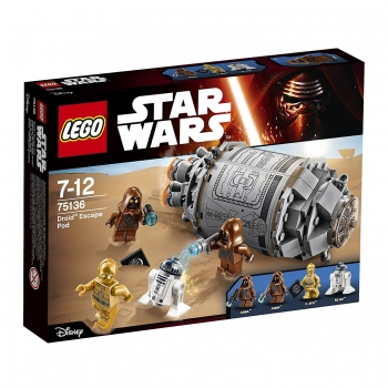 75136 LEGO® Star Wars™ - Droid Escape Pod