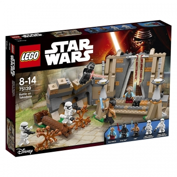 75139 LEGO® Star Wars™ - Battle on Takonada
