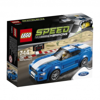 75871 LEGO® Speed Champions - Ford Mustang GT